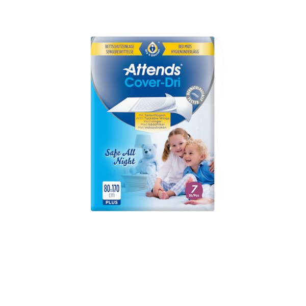 Picture of Attends Cover-Dri Plus 80x170cm - 1 Pack 7 Stück