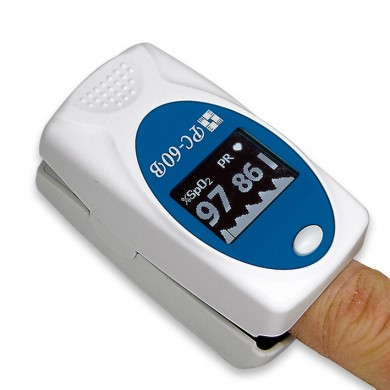 Picture of Fingerpulsoximeter PC 60B PRO