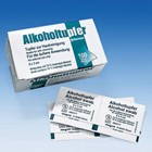 Picture of Alkoholtupfer Ratiomed© , 1 Pack=100 Stück